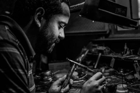"""Para Martín Cacciabue """"el reconocimiento a mi trabajo es la mejor paga que puedo recibir"""""""