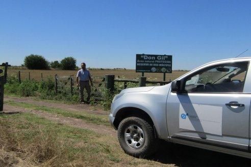 """La Reserva """"Don Gil"""" se sumó al Sistema de Áreas Protegidas"""