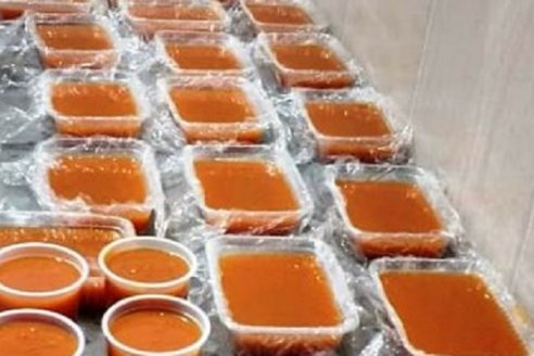 Elaboran nuevo dulce de batata con sabor a San José de Feliciano