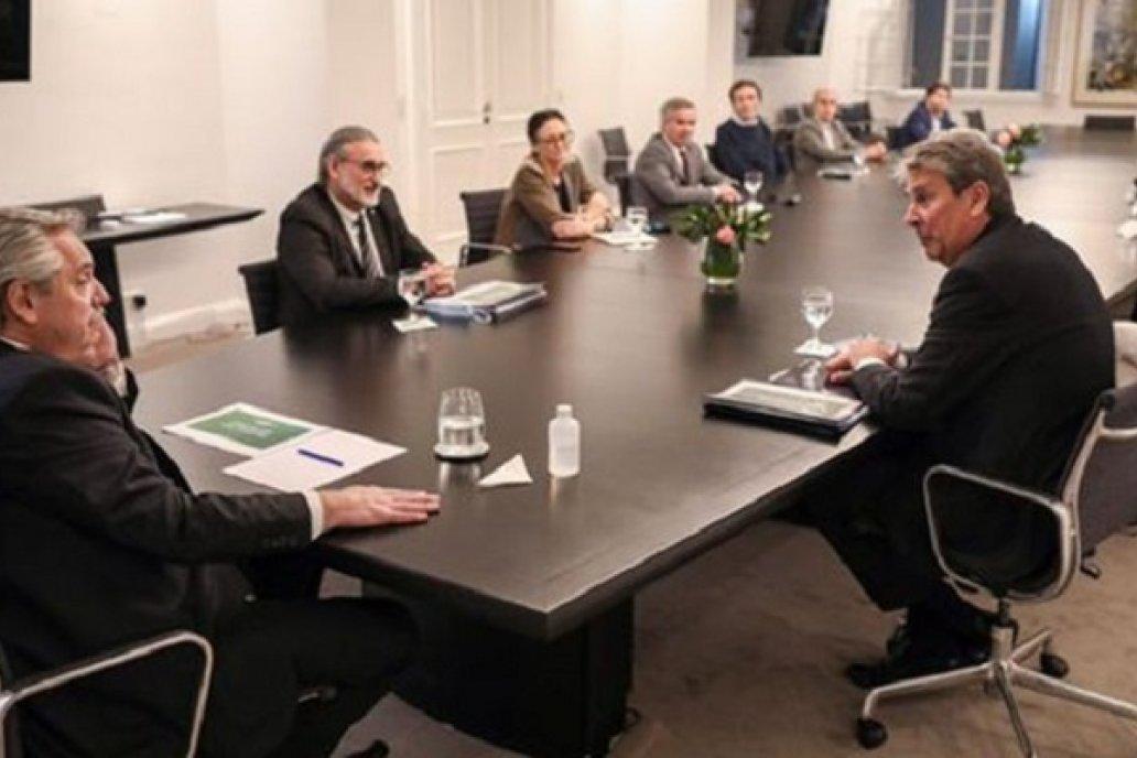 En el Consejo Agroindustrial proponen someter la restricción al diálogo político