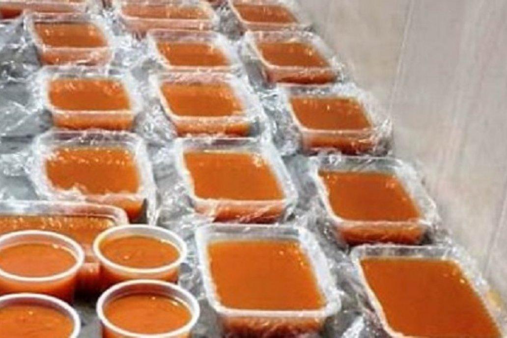 La propuesta es vender un dulce sin conservantes, con sabor a hecho en casa.