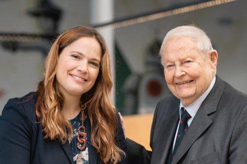 Murió Helmut Claas, pionero de la industria de la maquinaria
