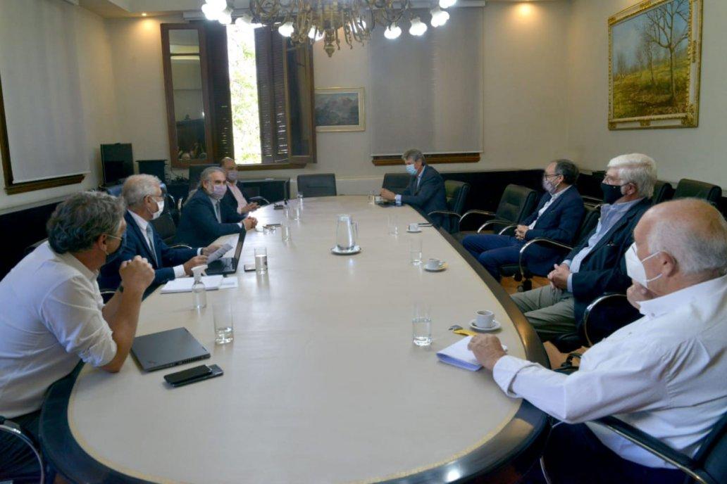 El Consejo Agroindustrial hizo una propuesta para destrabar el conflicto.