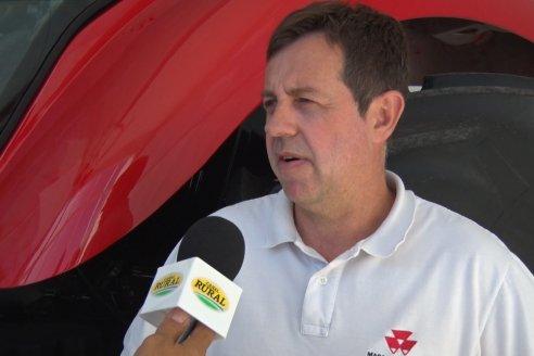 La venta de tractores domina el negocio de venta de maquinarias