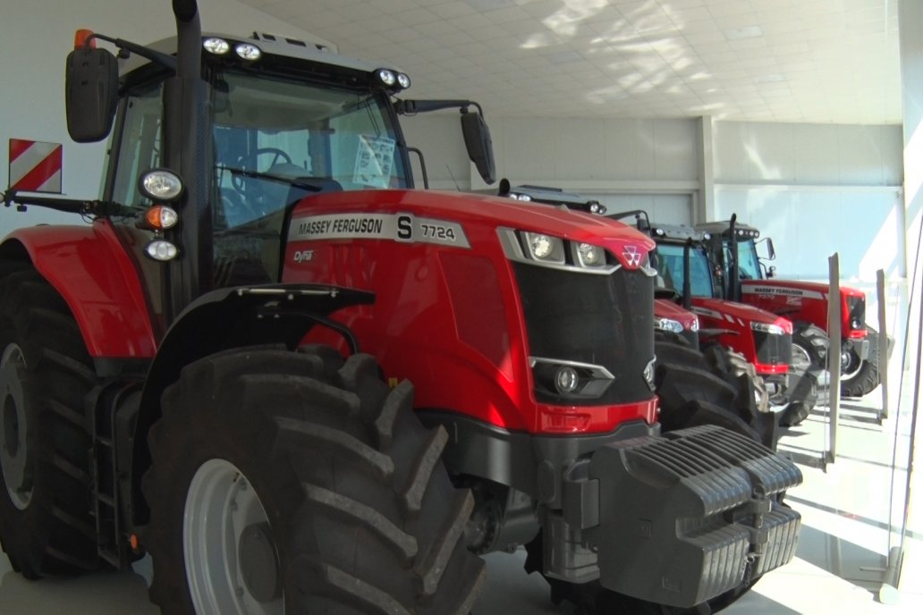 Weinbaur confió que las operaciones se hicieron en todas las gamas de tractores.