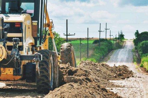 Reinstalan a los caminos rurales en el centro del debate