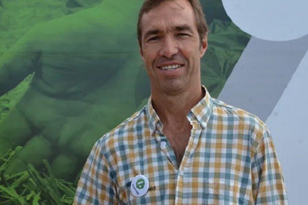 David Roggero fue designado Presidente de Aapresid hasta el 2023