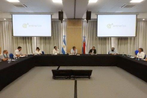 El gobierno abrió el debate político con la Mesa de Enlace
