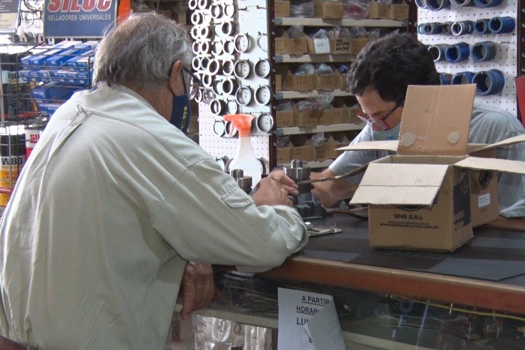 Tractopartes S.A. - Una empresa de Concordia al servicio del productor argentino