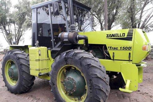 Tractores, un comodín para el campo
