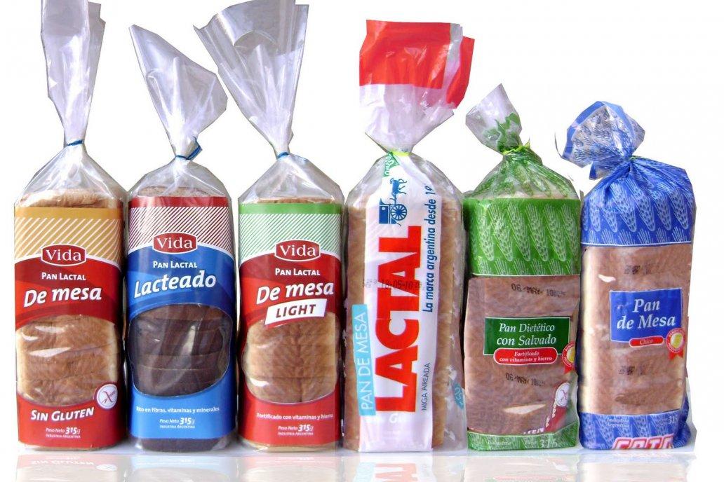 El consumo masivo quedó encabezada por el pan lactal o de molde