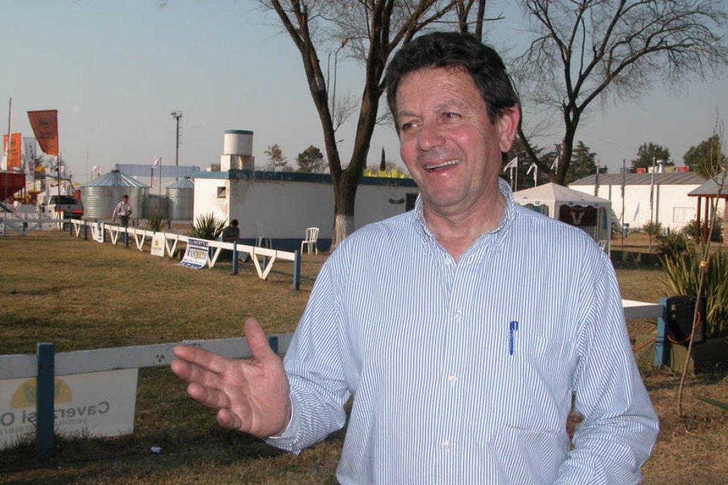Oscar Lungo, titular de la firma Don Francisco, donde llegaron a la excelencia.