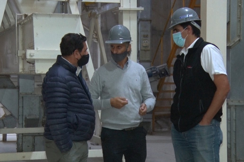 La fábrica de Crespo produce con dos plantas en espejo para evitar contaminación