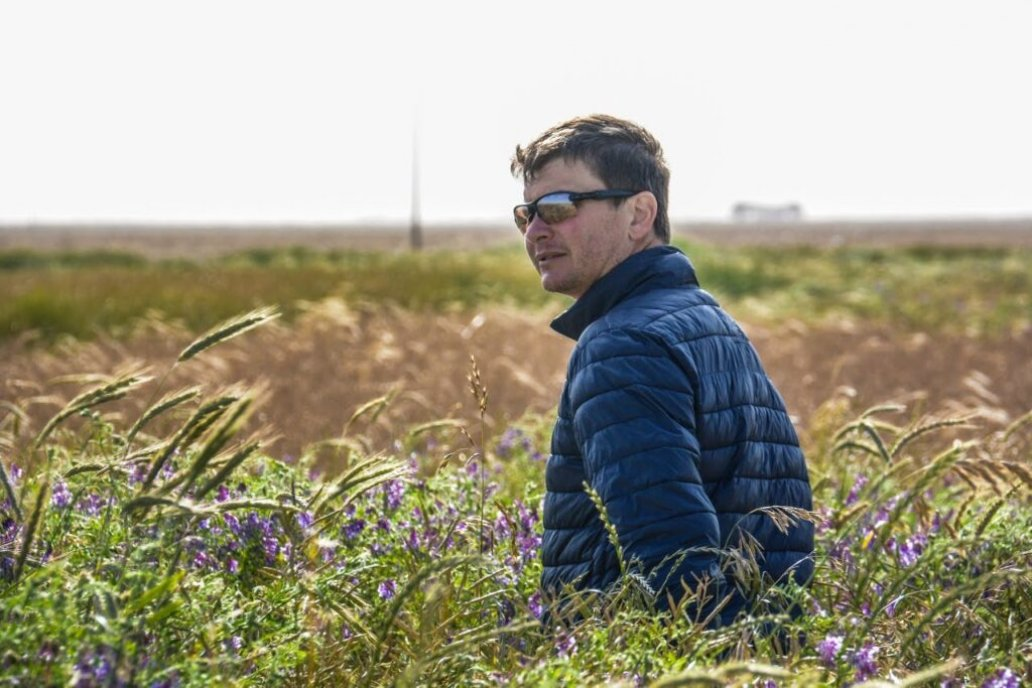 Andreoni dio cuenta del pseudocereal al sitio ABC Rural