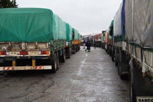 Más problemas de transporte en las fronteras