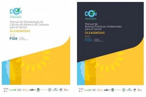 Ya están disponibles, y gratis, los manuales de oleaginosas del Programa de Carbono Neutro