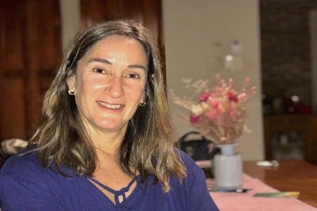 García es ingeniera agrónoma y docente universitaria en Gestión Ambiental.