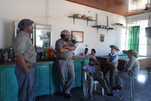Estación Las Garzas: el pueblo de Paraná Campaña que espera volver a escuchar la llegada del tren