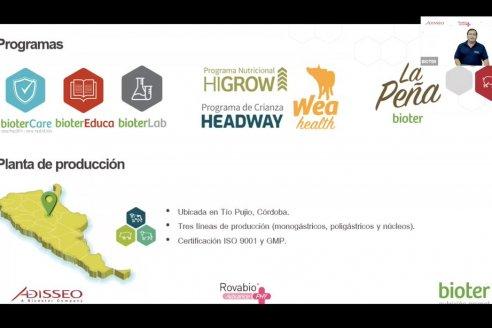 Adisseo y Bioter anuncian alianza para distribución en Argentina