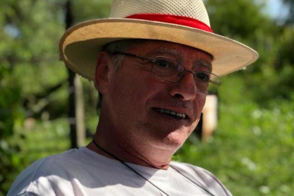 Scarparo es agrónomo, productor y titular de la Asociación Comunidad Islera.