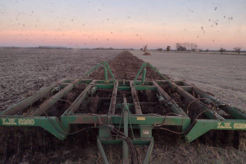 Desde el Grupo Lluvia productores reportan eventos del clima en sus zonas.