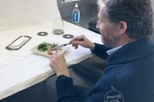 Ya se preparó el primer plato de carne cultivada en la Argentina