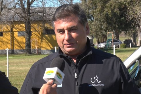 """Carlos Ojea Rullán - Cabaña La Juanita - """"Nací escuchando que la genética es tirar la plata, y hoy queda claro que es inversión"""""""