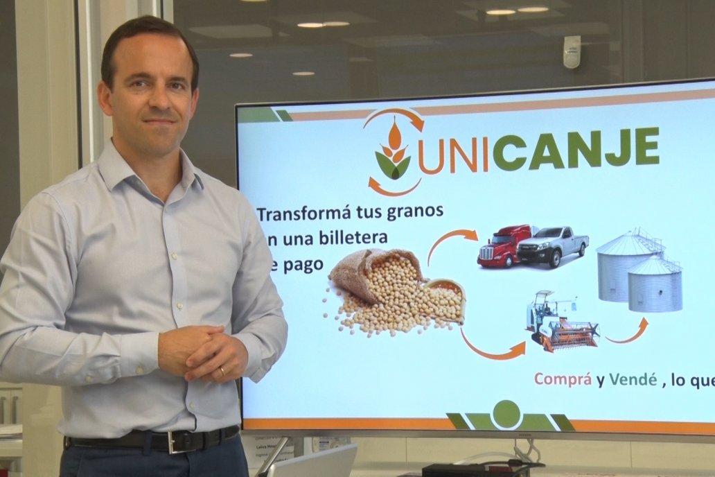 Juan Ignacio Leiva habló de las ventajas de Unicanje