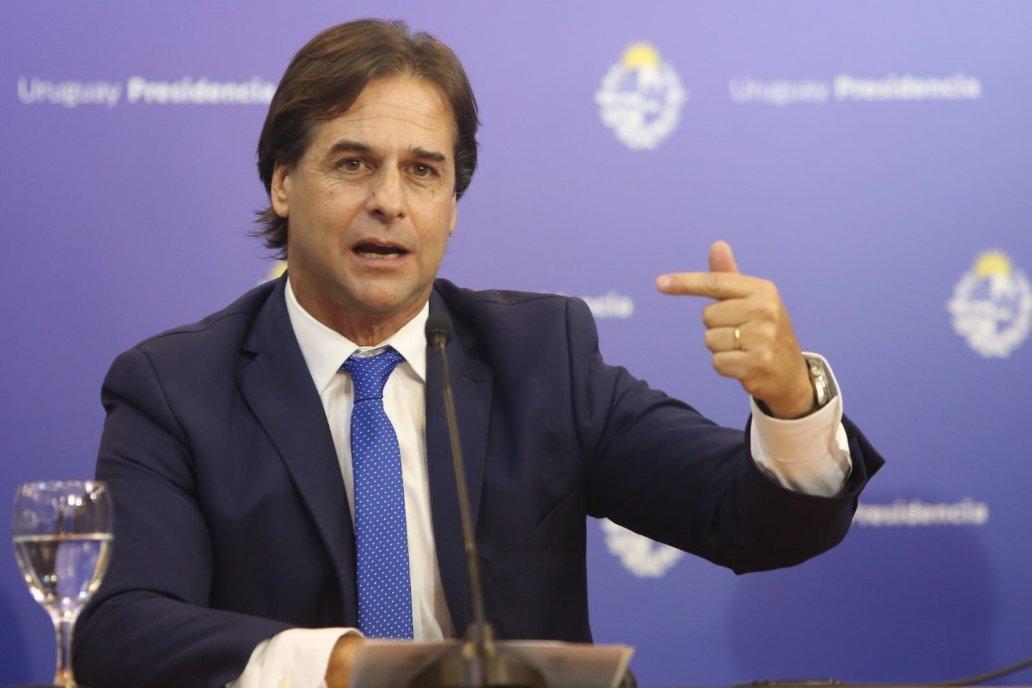 El mandatario uruguayo está más para cortarse solo que para negociar en bloque.