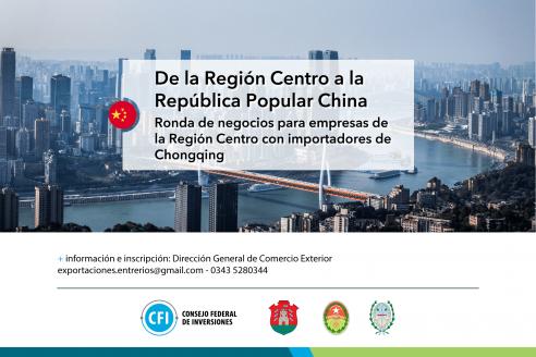 Atentos: realizarán en noviembre rondas de negocios con China