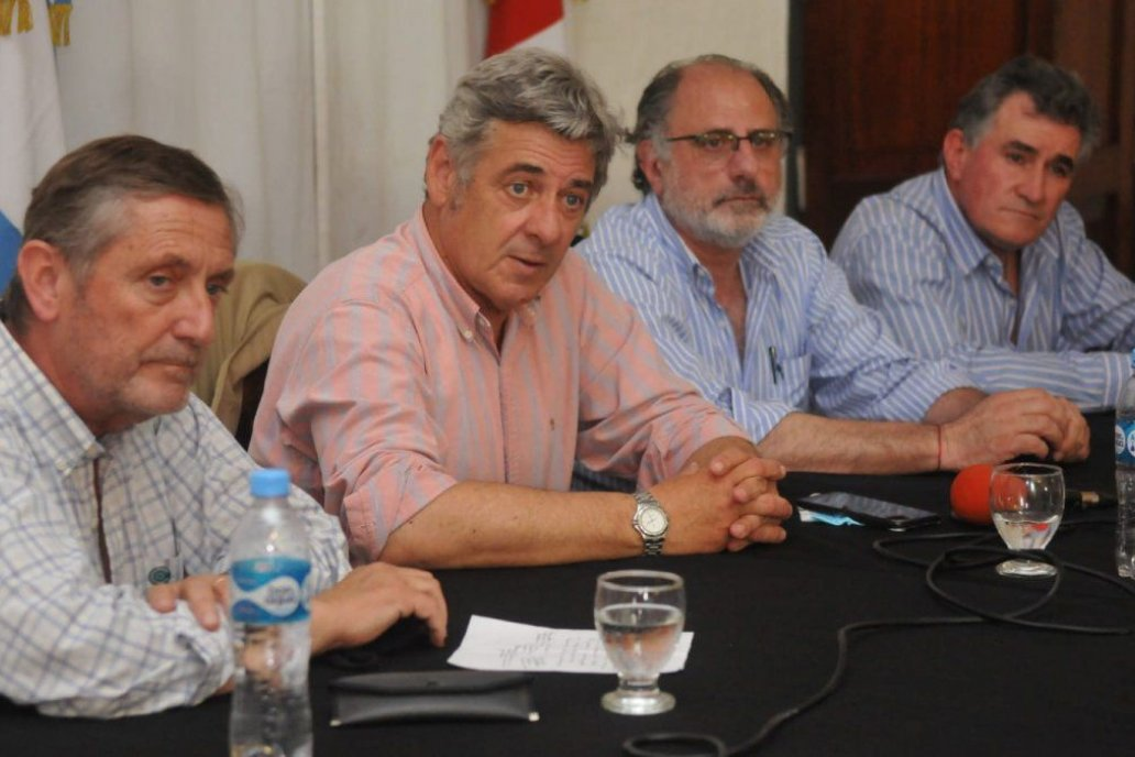 En Rosario, los jefes reiteraron que tras las elecciones saldrán a protestar.