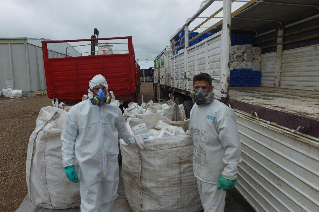 Hace un puñado de días Campo Limpio concretó una acción en la firma Daser Agro.