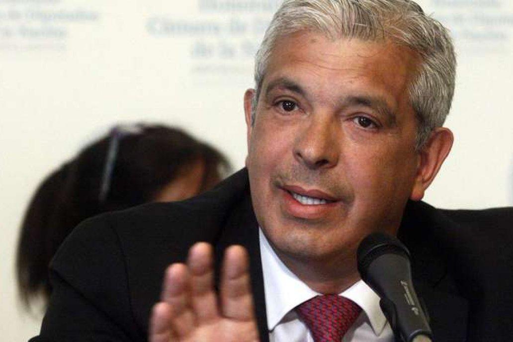 Domínguez tomará posiciones el lunes, y desde ayer abona el diálogo con el campo