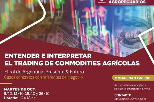 Entender e Interpretar el Trading de Commodities Agrícolas, para comunicar mejor