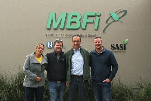 MBFi. La empresa Sudafricana líder en Química Verde desembarca en LATAM