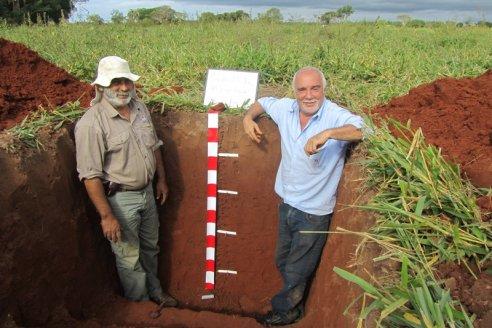 Tras los pasos de Entre Ríos: en la provincia de Corrientes concretan su plan mapa de suelos